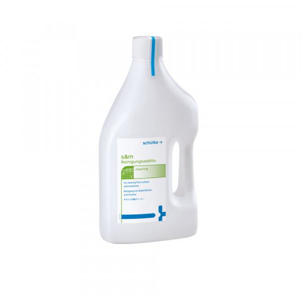 s&m Reinigungsadditiv - hochwertiger Unterhaltsreiniger