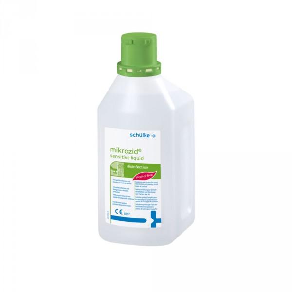 Mikrozid sensitive liquid, alkoholfreies Flächendesinfektionsmittel