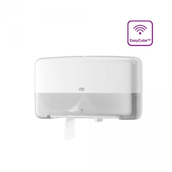 Tork Doppelrollenspender für Mini Jumbo Toilettenpapier T2