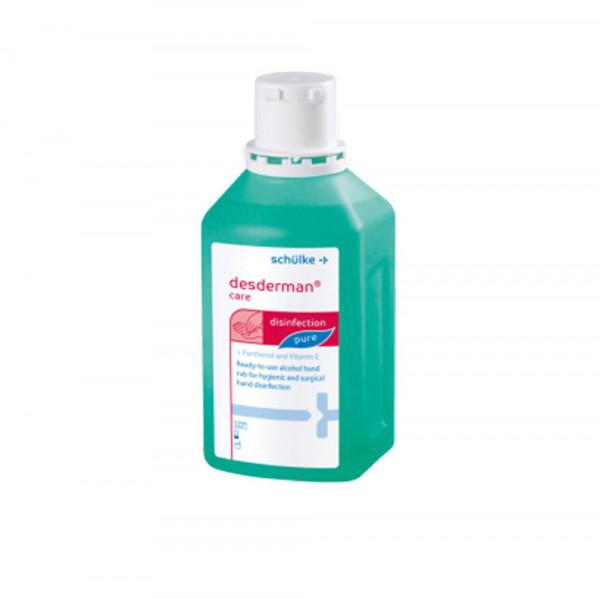 desderman care - viruzide Händedesinfektion