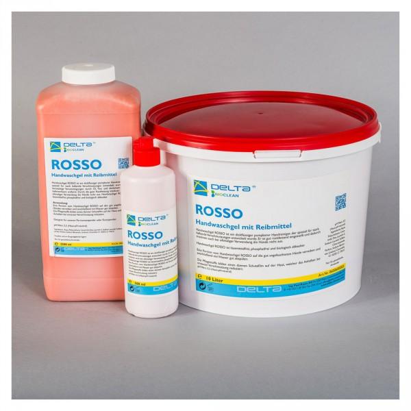 Rosso Handwaschgel, 10 Liter Eimer