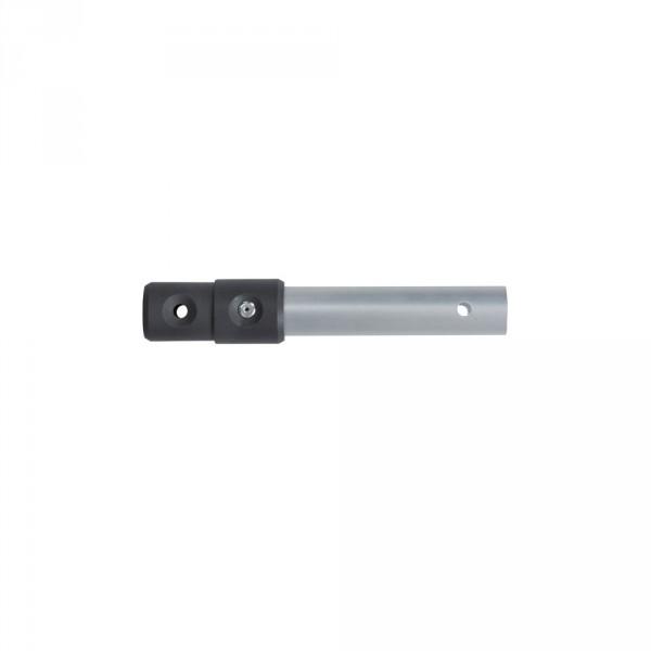 Adapter von Teleskopstange Ø 20 mm auf Mopstiel Ø 23 mm