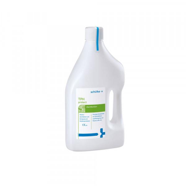 TPH protect - aldehydfreies Flächendesinfektions- und Reinigungskonzentrat