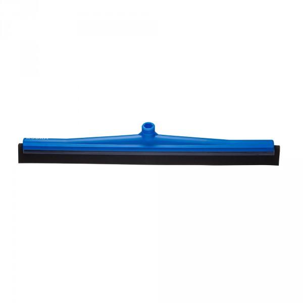 Wasserschieber zweiteilig mit schwarzer Gummilippe 600 mm
