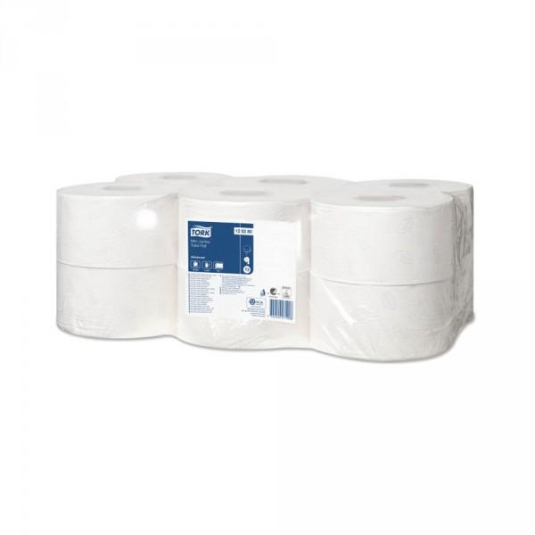 Tork Mini Jumbo Toilettenpapier T2