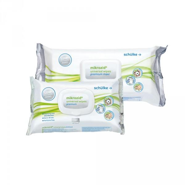 Mikrozid universal wipes - Desinfektionstücher im Softpack