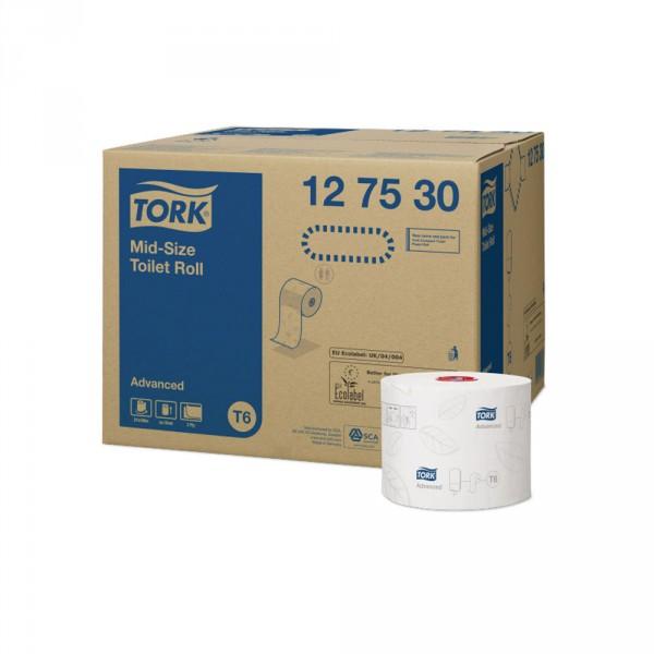 Tork weiches Midi Toilettenpapier T6