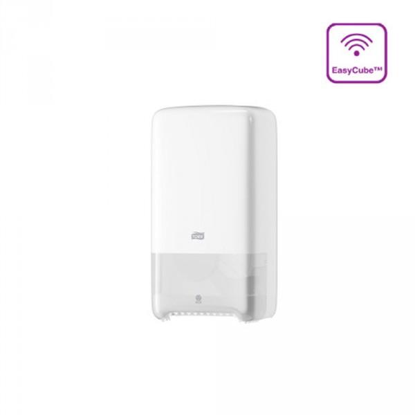 Tork Doppelrollenspender für Midi Toilettenpapier T6