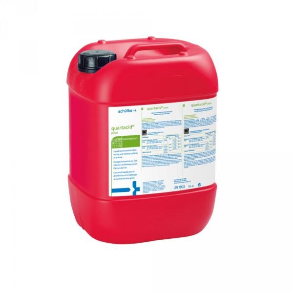 Quartacid plus, Flächendesinfektions- und Reinigungskonzentrat
