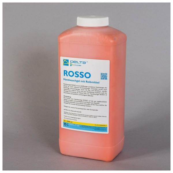 Rosso Handwaschgel in der 2.500 ml Spenderflasche