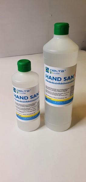 Hand San Händedesinfektionsmittel